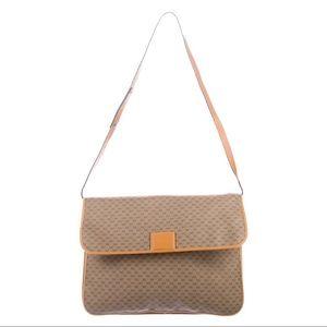 Gucci Vintage Micro GG Messenger Bag